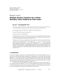 "báo cáo hóa học:""  Research Article Multiple Positive Solutions for m-Point Boundary Value Problem on Time Scales"""