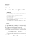 """báo cáo hóa học:"""" Review Article An Overview of the Lower and Upper Solutions Method with Nonlinear Boundary Value Conditions"""""""