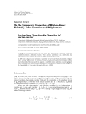 "báo cáo hóa học:""   Research Article On the Symmetric Properties of Higher-Order Twisted q-Euler Numbers and Polynomials"""