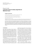 """báo cáo hóa học:""""  Research Article An Iterative Surface Evolution Algorithm for Multiview Stereo"""""""