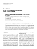 "báo cáo hóa học:""  Research Article Hybrid RSS-RTT Localization Scheme for Indoor Wireless Networks"""
