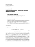 """báo cáo hóa học:""""  Research Article Almost Periodic Viscosity Solutions of Nonlinear Parabolic Equations"""""""