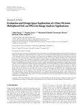 "báo cáo hóa học:""   Research Article Evaluation and Design Space Exploration of a Time-Division Multiplexed NoC on FPGA for Image Analysis Applications"""