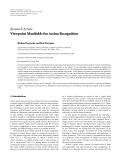 "báo cáo hóa học:""  Research Article Viewpoint Manifolds for Action Recognition"""