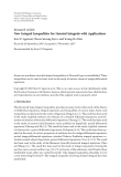 """Báo cáo hóa học: """" Research Article New Integral Inequalities for Iterated Integrals with Applications"""""""