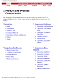 Product and Process Comparisons_1