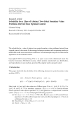"""Báo cáo hóa học: """" Research Article Solvability for a Class of Abstract Two-Point Boundary Value Problems Derived from Optimal Control"""""""