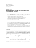"""Báo cáo hóa học: """"  Research Article Neighborhoods of Starlike and Convex Functions Associated with Parabola"""""""