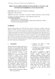 """Báo cáo nghiên cứu khoa học """" RESULTS ON STRENGTHENING DIAGNOSTIC CAPACITY AND CONTROL OF DIARRHOEA IN SUCKLING PIGS  """""""