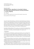 "Báo cáo hóa học: "" Research Article Perturbed Iterative Algorithms for Generalized Nonlinear Set-Valued Quasivariational """