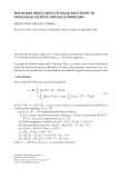 """Báo cáo hóa học: """"BOUNDARY REGULARITY OF WEAK SOLUTIONS TO NONLINEAR ELLIPTIC OBSTACLE PROBLEMS"""""""