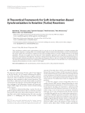 """Báo cáo hóa học: """" A Theoretical Framework for Soft-Information-Based Synchronization in Iterative (Turbo) Receivers"""""""