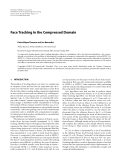 """Báo cáo hóa học: """" Face Tracking in the Compressed Domain Pedro Miguel Fonseca and Jan Nesvadba"""""""