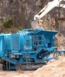Comprehensive Industry Document Stone Crushers