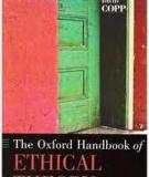 The Oxford Handbook Ethical Theory