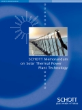SCHOTT Memorandum on Solar Thermal Power Plant Technology