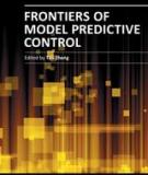 FRONTIERS OF MODEL PREDICTIVE CONTROLE