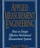 APPLIED MEASUREMENT SYSTEMSE