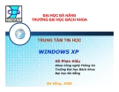 Windows XP - ĐH Đà Nẵng
