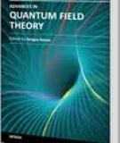 ADVANCES IN QUANTUM FIELD THEORY
