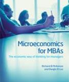 Microeconomics For MBA