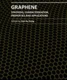 GRAPHENE – SYNTHESIS, CHARACTERIZATION, PROPERTIES AND APPLICATIONS