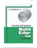 Learning and Applying Solid Edge V20 Step-by-Step