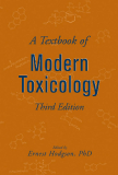 A TEXTBOOK OF MODERN TOXICOLOGY - Ernest Hodgson