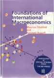 FOUNDATIONS OF INTERNATIONAL MACROECONOMIC