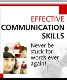 BOOK EFFECTIVE COMMUNICATION SKILLS