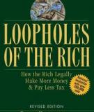 loopholes ofthe rich executive coaching