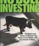 No Bull Investing: Straightforward Advice To Maximize Your Returns In Any Market, With Any Amount Of Money
