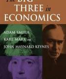 The Big Three in Economics