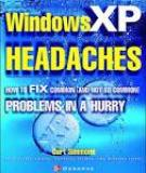 Windows XP Headaches-How to Fix Common (and Not So Common) Problems in a Hurry