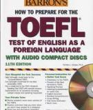 TOEFL Secrets Your Key to TOEFL Success