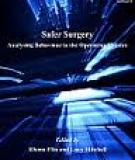 Safer Surgery Edited by Rhona Flin and Lucy Mitchell Analysing Behaviour in the Operating Theatre - Part 2 (end)