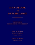 Handbook of psychology - Vol 10: Assessment psychology