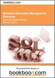 Business Information Management: Exercises - Solutions to Hands on Exercises