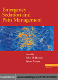 EMERGENCY SEDATION AND PAIN MANAGEMENT