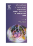 A POCKET BOOK OF THE EUROPEAN RESUSCITATION COUNCIL GUIDELINES FOR RESUSCITATION 2005