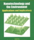 Ebook Nanotechnology and the Environment