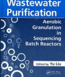 Wastewater Purification Aerobic Granulation in Sequencing Batch Reactors