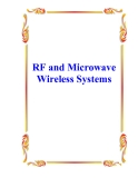 RF and Microwave Wireless Systems.