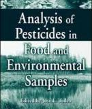Analysis of Pesticides in Food and Environmental Samples