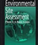 ENVIRONMENTAL SITE ASSESSMENT PHASE