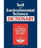 Soil and Environmental Science DICTIONARY