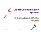 The Digital Communication Systems