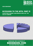 ACCESSION TO THE WTO: PART II COMPUTABLE GENERAL EQUILIBRIUM ANALYSIS: THE CASE OF UKRAINE