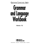 Grammar And Language Workbook