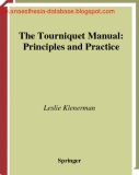 The Tourniquet Manual: Principles and Practice